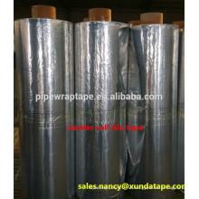 Aluminiumfolie Butyl Dichtband Schutz für Gas Stahlrohr