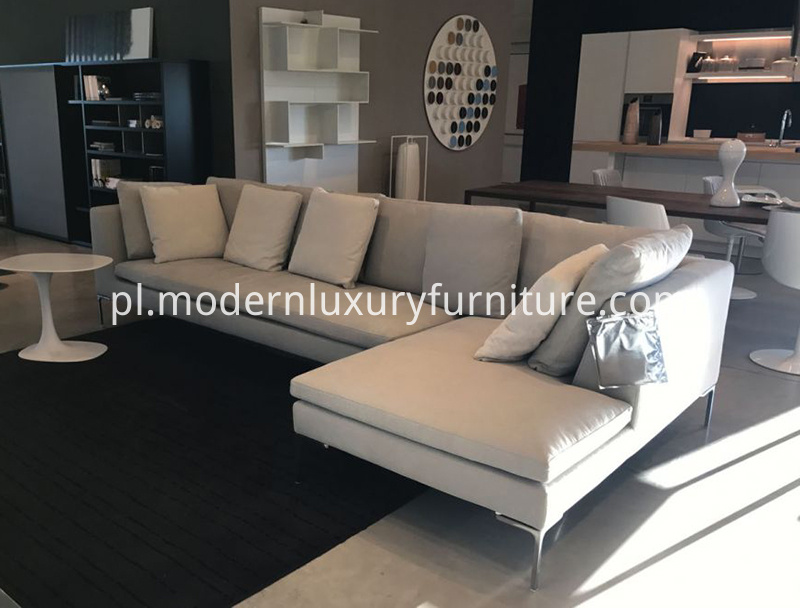 Modern-Style-B&B-Italia-Sofa-Sectional