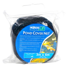 Plastic Diamond Pond Mesh