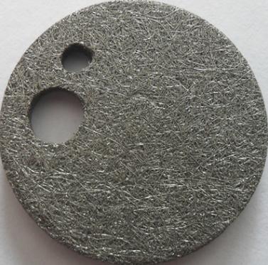Sintered Aludirome (Fe-Cr-Al) Filters