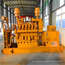 Generador de gas natural de la central eléctrica (150KW)