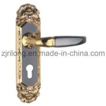 Fechadura de porta estilo europeu para decoração Df 2763