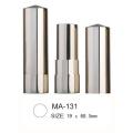 Cosmetic Round Aluminum Lipstick Container