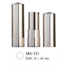 Kosmetischer runder Aluminium-Lippenstift-Behälter
