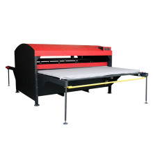 FJXHB4 Pneumatic Large Format Dual Station de trabalho Sublimation Heat Press Machine