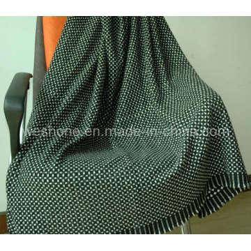 Jet de laine, couverture de laine, jeter (CMT-0901074)