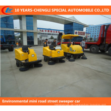 Umwelt-Mini-Straßen-Straßenfeger-Auto