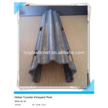 vineyard metal trellis post/grape support trellis