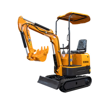 Mini excavator 1t diesel machine