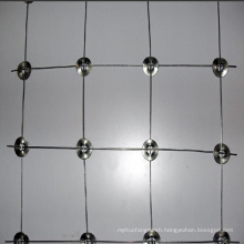 Galvanized Security Field Fence for Deer