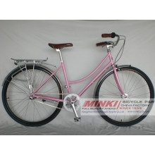 Lady′s Bikr City Bicycle Vintage Bike