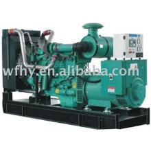 150KW emergence Generator gesetzt