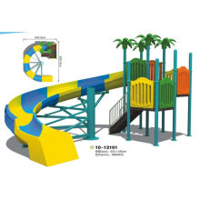 Outdoor Equipment Of Anti-crack Aquatic Paradise Amusement Park Water Slides