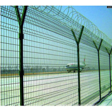 Hot Dipped galvanization, PVC Coated and construction building chain link fence