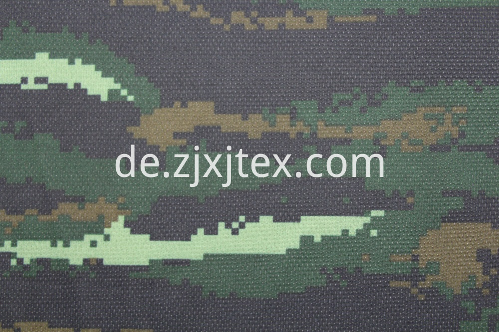 Flame Retardant Polyester Cotton Digital Printing Knitting Fabric
