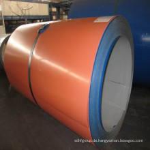 2015 Heißes verkaufendes Qualitäts-hölzernes Muster PPGI in den Spulen