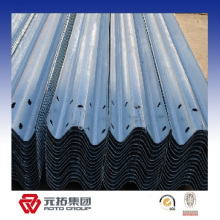 Hot galvanized traffic road guard post/guard rail manufacuturer