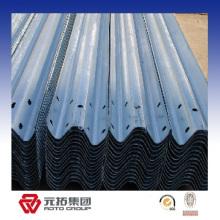 Hot galvanized traffic road guard post/guard rail manufacuturer