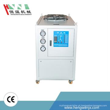 Nova promoção aletado tipo refrigerado a ar industrial refrigerador de água