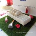 Poudre acrylique / support compact Caractéristiques 8 grandes machines à sous