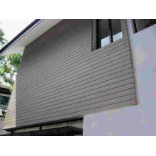 Waterproof Exterior WPC Wall Cladding Panel Decking for Wha