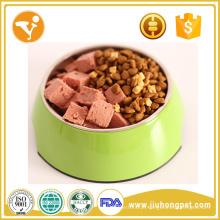 Comida enlatada para gatos Frango seco Frango Halal Gato em lata