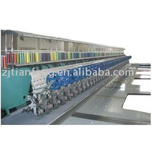 cheap price 640 Computerized Sequin +flat Embroidery Machine