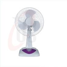 Ventilador de mesa de plástico DC de 12/16 pulgadas (USDC-450)