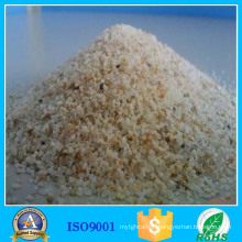Countertop blast quartz sand water filter