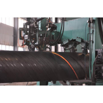 SSAW welded steel pipe big diameter