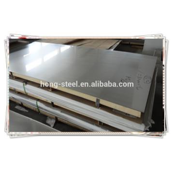 Calidad de acero inoxidable ASTM A167 chapa 309