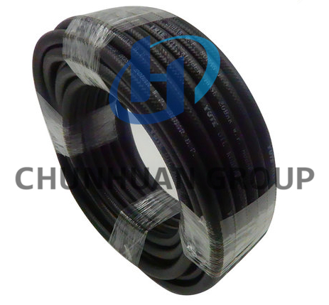 High Quality FKM Rubber Pipe