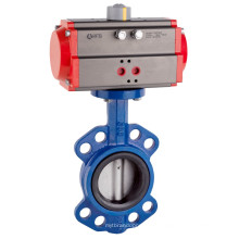 Pneumatic Wafer Butterfly Valve Multi-Standard Connection