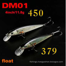 Float Hard Fishing Lure 4inch 11.5g