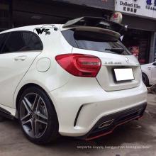 New style RevoZport carbon fiber top carbon fiber tail for Benz A class w176 A250/A260/ A45