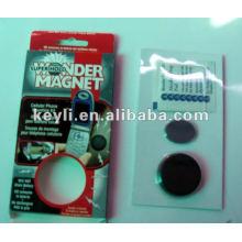 Sostenedor magnético del teléfono móvil, sostenedor mágico, sostenedor auto
