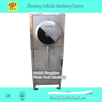 Machine à laver de cou de lapin / machine d'abattage directe d'usine de Slae