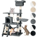 Cat's Tree Tower Pets Animal Play Árbol