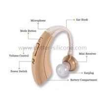 Audífono de amplificador de sonido de nuevo diseño