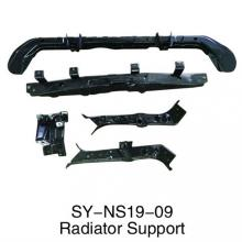 NISSAN X-TRAIL 2014 Radiator Support