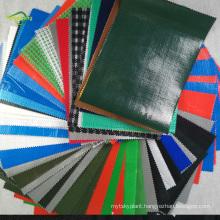 120g PE customized color tarpaulin