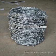 Tatouage de fil barbelé de prix usine