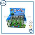 2015 que vendem o suporte de garrafa relativo à promoção do champô do chuveiro, exposições superiores cosméticas da venda