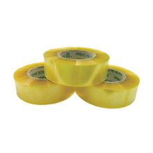 Plastic core bopp stationery tape