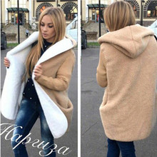 Winter Women Warm Fur Coat