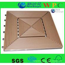 Cehap! ! WPC Composite Fliese mit CE, SGS, Europa Stnadard