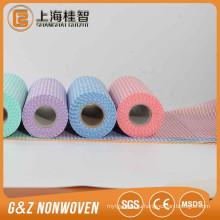Очистка продуктов чистки домочадца многофункциональный супер абсорбент ткань nonwoven ткани кухня