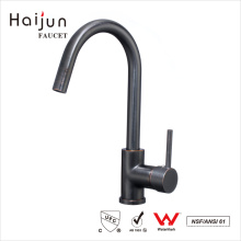 Haijun 2017 Top-Selling Single Hole Brass Body Mixer Kitchen Taps Faucets