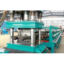 Высокопроизводительная машина для производства рулонных профилей Guadrail High-End