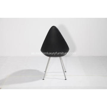 Dansk design stoppad Arne Jacobsen Drop Chair Replica
